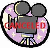 Movie Canceled